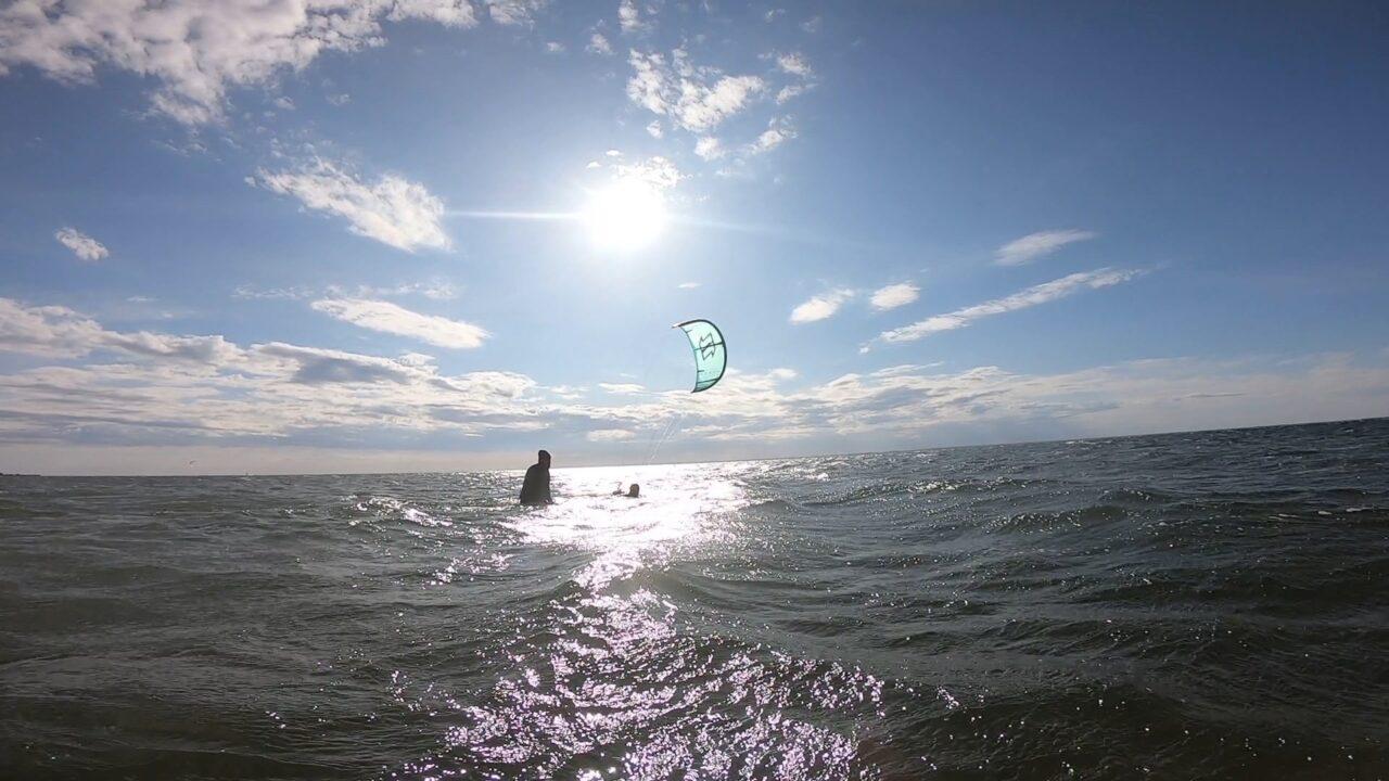 Kitesurfing kurser